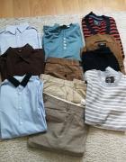 Męski zestaw ubrania różne rozm S M