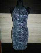 Glamorous dopasowana sukienka roz 36...