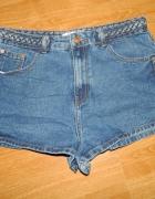 Glamorous spodenki szorty jeans roz 38 40...