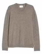 Kaszmirowy sweter beżowy