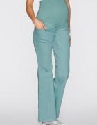 Nowe ciążowe spodnie jeansy 46 48...