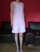 Sukienka Lila jasny fiolet...