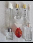 Zestaw 10 buteleczek po perfumach flakony
