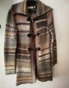 Sweter długi zapinany