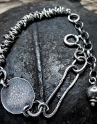 Srebrna bransoleta by Zofia Gładysz