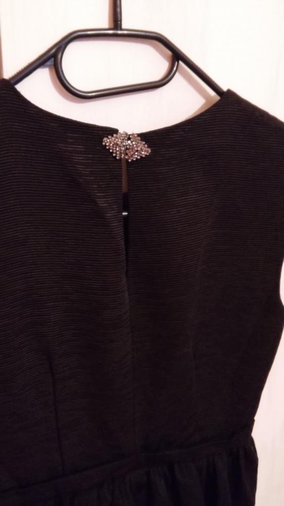 Czarna bombka Zara