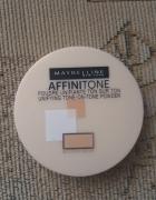 Nowy puder Beybelline Affinitone Golden beige...
