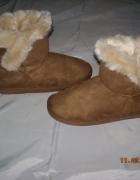 Buty buty Emu Emu z futerkiem 41