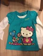 Nowa bluzeczka C&A 122 Hello Kitty...