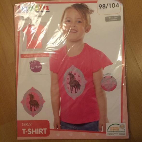 Koszulka bluzeczka 98 104 NOWA