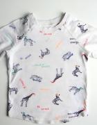 Bluzka na długi rękaw H&M rozmiar 86
