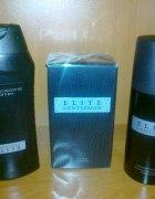 Zestaw Elite Gentleman perfumy dezodorant żel