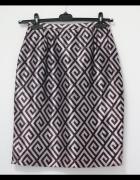 Ołówkowa spódnica vintage M