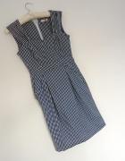 sukienka w kratkę Orsay 36