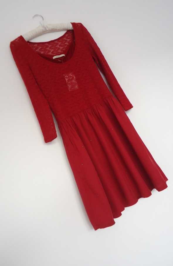 sukienka koronka Bershka 36 38...