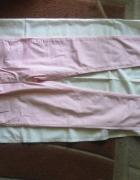 Nowe różowe rurki ADORAS rozm 38
