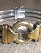 Niezwykła bransoleta srebro 925