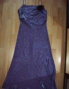 sukienka piękny fiolet