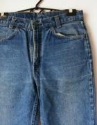 Spodnie młodzieżowe dżinsowe Levi Strauss R 36