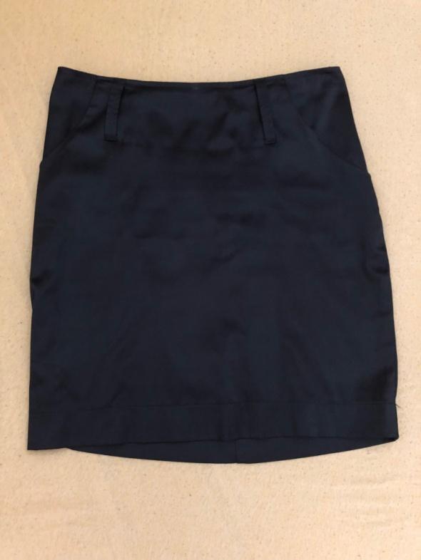Spódniczka czarna elegancka tiulowa