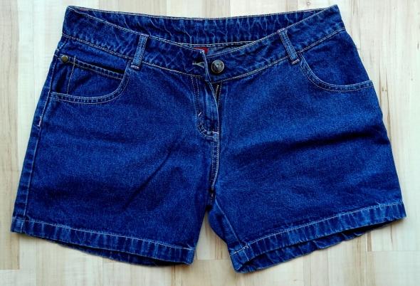 Krótkie spodenki jeansowe Denim Atmosphere 38 M...