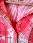 Koszula w kratkę różowa Atmosphere M 38 S 36...