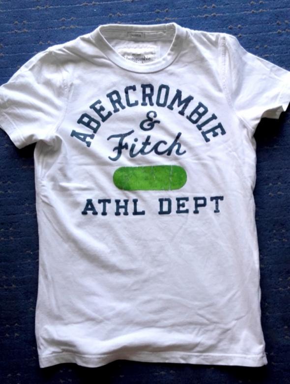 Koszulka T shirt Abercrombie&Fitch męska S...