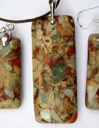 Elegancja i prostota jaspisy w srebrze