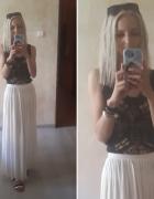 długa spódnica maxi