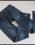 Tregginsy elastyczne jeansy na gumce M 38 super stan...