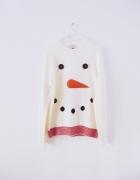 sweterek bałwanek 3d
