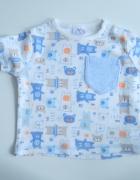 Koszulka tshirt w misie NOWA rozmiar 56