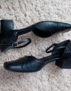RYŁKO skórzane buciki