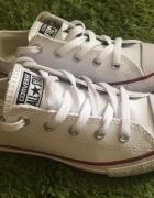 Converse All Star skórzane rozmiar 33