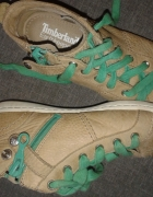 skórzane buty Timberland earthkeepers 36