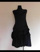 Monsoon czarna sukienka 40