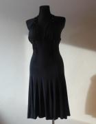 Just M sukienka czarna sexy 38