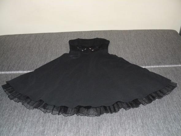 c7104f0914 Sukienka suknia TARANKO 38 M czarna w Suknie i sukienki - Szafa.pl