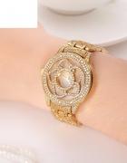 Niespotykany ekskluzywny zegarek kwarcowy...
