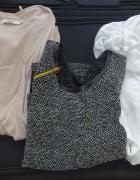 zestaw 3 szt sweterków sweter bluza elegancki 36 S...