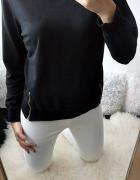 Bluza damska z zamkami XL
