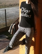 Bluzeczka Dior...