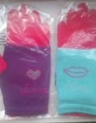 Nowe Rękawiczki dla dziewczynki H2O
