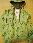 Pull&Bear XS S ciepła bluza na polarku