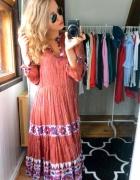 Sukienka wzory boho