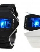 Zegarek sportowy unisex czarny