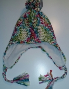 Megakolorowa czapka