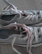 Szaro różowe trampki Converse r 365
