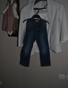 Reserved spodnie jeansowe 2 3 lata 98cm...