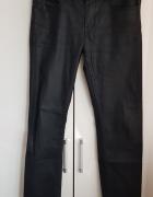 Woskowane jeansy męskie KappAhl 34 32...
